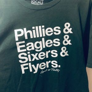 Other - Philly tshirt